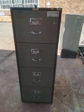 Fire proof filling cabinets