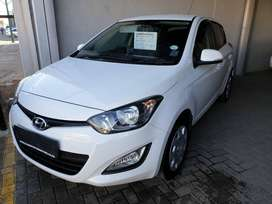 /2013 Hyundai I20 1.4i Fluid-Only 93500km-Well looked after