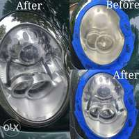 Headlight Restoration for all Toyota models and all other vehicles! 0