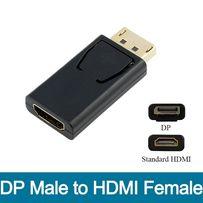 Переходник Адаптер Конвертер DisplayPort DP to HDMI (Display Port)