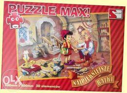 Puzzle Pinokio Max 30 elementów