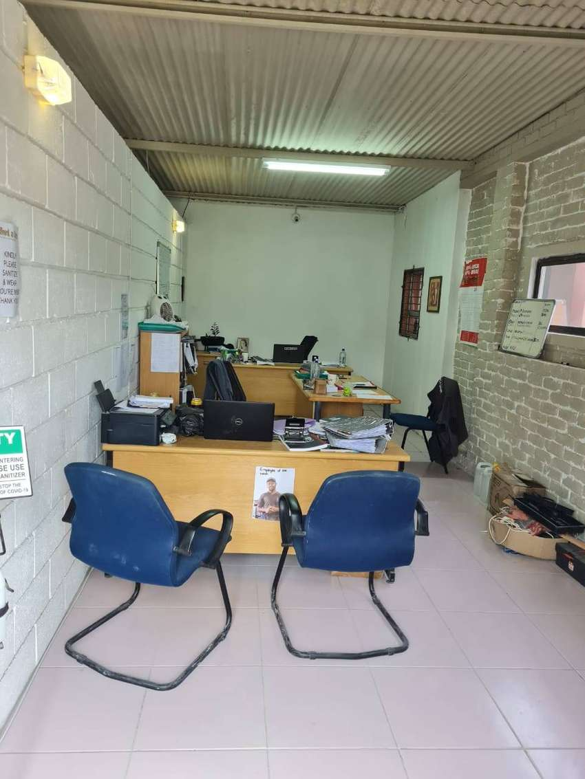 Office space and storage 0