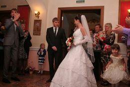 Чудесное ,счастливое)) свадебное платье в ОТЛИЧНОМ состоянии!!!