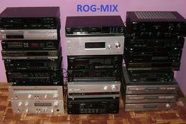 Amplituner Wzmacniacz CD Tuner Kolumny Sprzęt Audio DUŻY WYBÓR Wysyłka