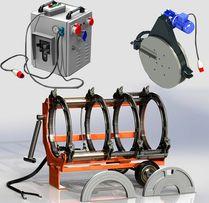 Сварочный аппарат Weltech 630 (315-630мм) для полиэтиленовых труб стык