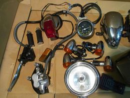 Запчасти Yamaha Virago XV250, Futong QJ250-H, Lifan LF250