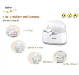 4 in 1 Electric Sterilizer and Bottle Warmer