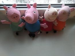 свиньи свинки семья пеппа джордж