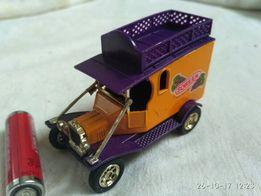 Машинка с виноградника. Англия