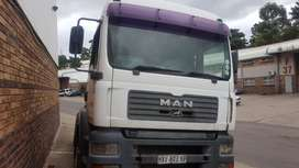 GOOD BARGAIN. MAN TRUCK FOR SALE. CONTACT MARK