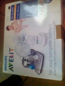 Avent Electronic Breast pump for sale