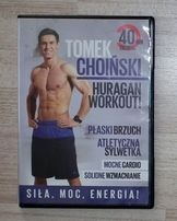 DVD Tomek Choiński - Huragan Workout