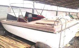 """катер лодка """"Триумф"""""""
