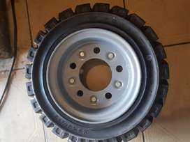 Selling Forklifts Tyre and Rim