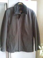 демисезонная классическая мужская куртка на осень