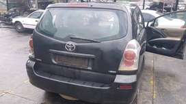 2007 Toyota Verso Now Stripping For Spares