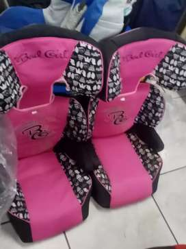 Bad girl booster seats 15-36 kgs