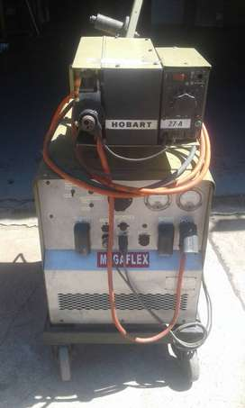 hobart megaflex co2 welding machine for sale