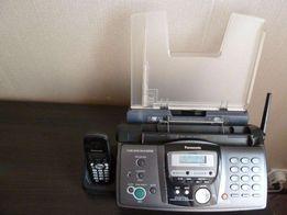 Телефон-факс Panasonic KX-FC233.