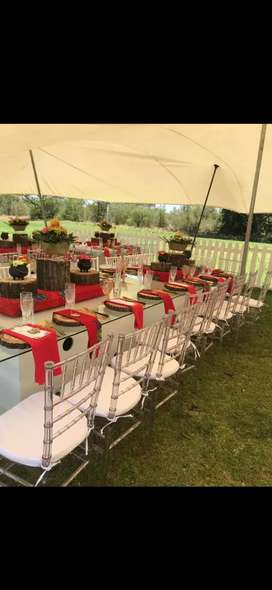 Decorations and Catering Services