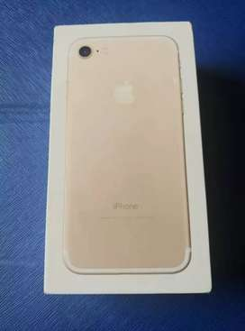 IPhone 7 32gb new in box