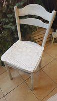 Krzesło krzesła retro vintage