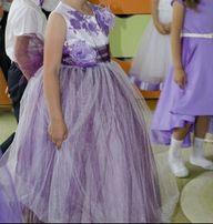 Выпускное платье Цветок 6лет