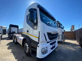 Price Drop On This Iveco Stralis 480 Double Diff