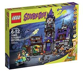 LEGO Scooby-Doo 75904 Mystery Mansion Building. New