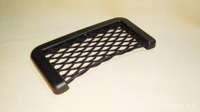 Авто сетка мини карман №2 держатель телефона GPS Черкассы - изображение 5