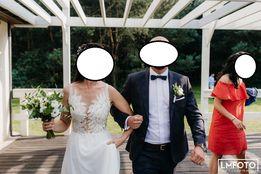 Suknia Ślubna Tom Sebastien IRIS + NOA