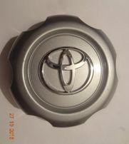 Колпак ступицы литого диска на Toyota Land Cruiser PRADO 90 или Toyota