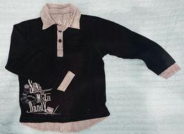 Koszula ze sweterkiem 128