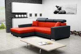 Narożnik MIRAI Lux - wygoda i nowoczesny design, Dostawa gratis