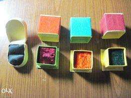 Продаются коллекция коробочек упаковочных для ювелирных изделий