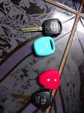 Toyota Rubber Key Cover