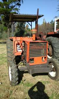 Image of Fiat 780 4x2 Tractor - 58kW