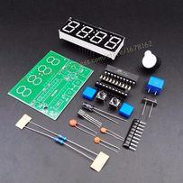 радиоконструктор часы электронные Production Suite DIY Kit 4