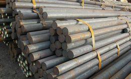 Круги стальные 40х, 9хс, хвг, 65г, 5хнм, у8а, 40хн2ма, шх-15 и др.