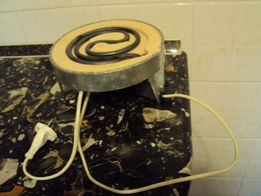 Продам электрическую плитку