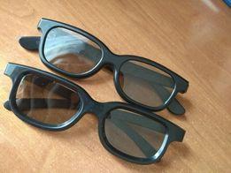 Продам пару очков 3д, удобные носибельные очки.