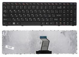 Клавиатура ноутбука LENOVO G570, G575, G770, G780, Z560, Z565