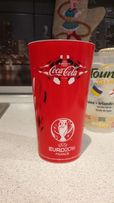 Стакан з ЄВРО 2016 ЕВРО Coca-Cola