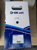 Витая пара UTP CAT-5е КПВ-ВП Одескабель (Ok-Net) 4х2х0,51 медь (305м)