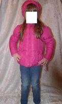 куртка и берет из Америки 5-6 лет
