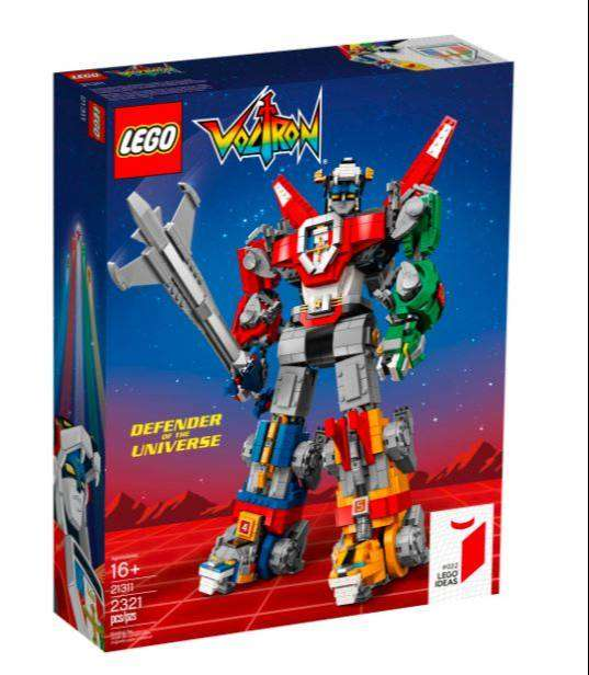 LEGO 21311 Ideas Voltron (Discontinued by Manufacturer). Brand new