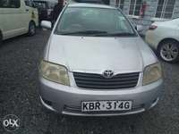 Toyota Nze very clean fully loaded. 0