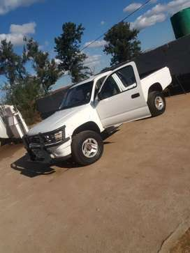 Toyota Hilux 4x4 for sale