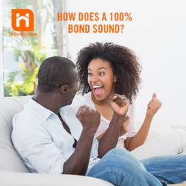 Need a Bond ??? Get a 100% loan from SA Home Loans today.
