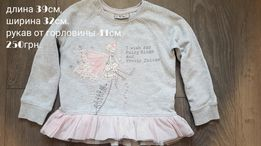 Некс, Next для девочки 2-4года ,футболка+кофта